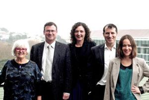 City Vision team on the Waitemata Local Board