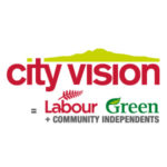 CV=green labour and community independents logo