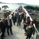 Pt Resolution bridge opening