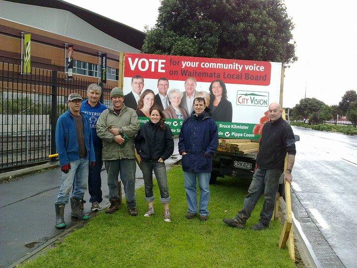 Bylaw rules on election hoardings still murky