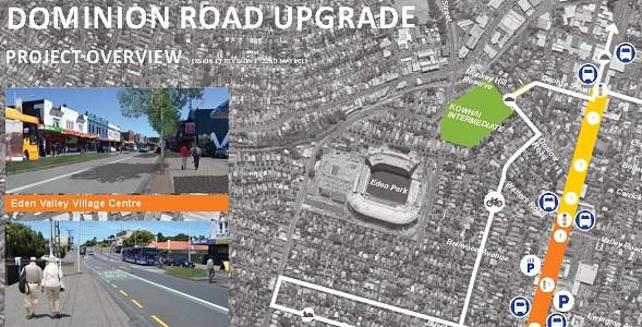 Dominion Road upgrade: Open days