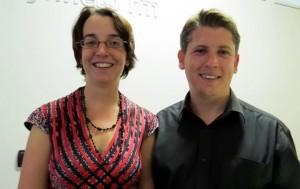 Julie Fairey and Michael Wood