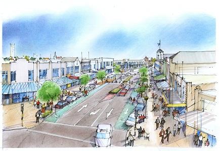 Draft Ponsonby Road Master plan consultation underway