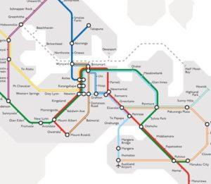Congestion free network map Transport Blog