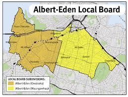 Albert Eden Local Board