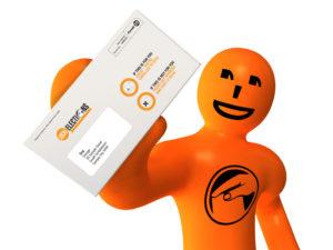 election orange guy