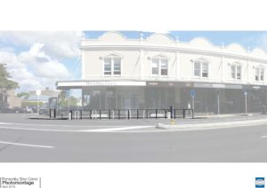 Ponsonby_Bike_Corral_Photomontage_