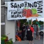 Sandringham Farmers market Lisa Loveday
