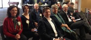 City Vision candidates at Grey Power meeting