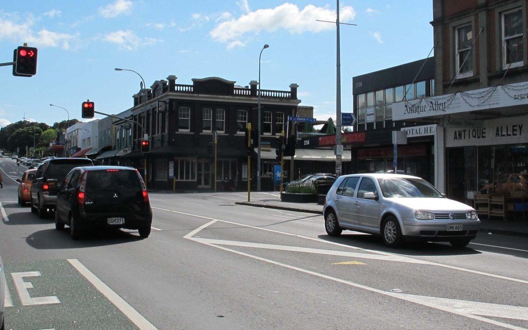 Dominion Road upgrade at last