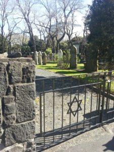 Jewish cemetery Symonds St Auckland