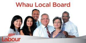 Whau Local Board