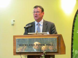 Shale Chambers Chair Waitemata Local Board chair inaugural address