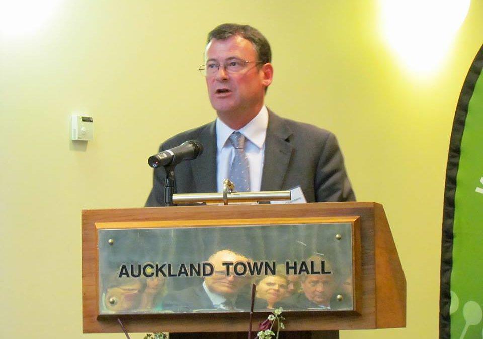 Waitemata Local Board Chair's inaugural meeting address