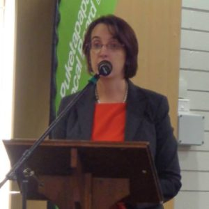Julie Fairey inaugural address