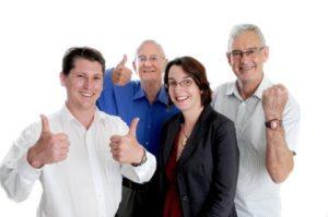 Roskill Community Voice team
