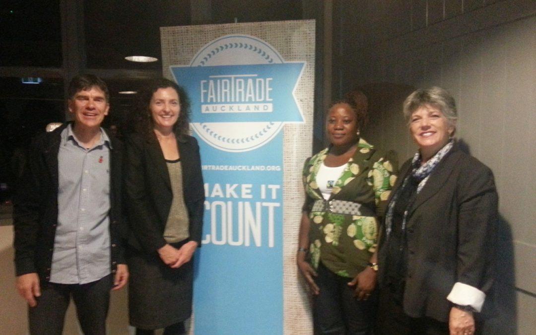Fair Trade Fortnight 3 – 18 May 2014