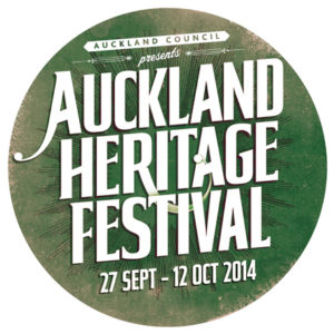 Auckland Heritage Festival 2014