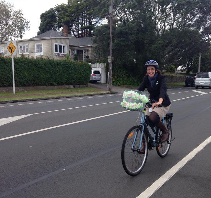 Puketapapa Greenways Cycling on!
