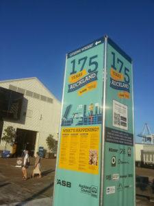 Auckland anniversary celebrations