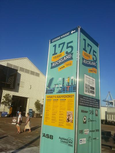 Auckland celebrates 175 years
