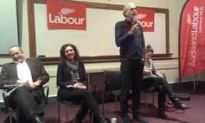 Labour transport panel with Patrick Reynolds