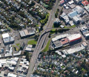 Dominion Road interchange