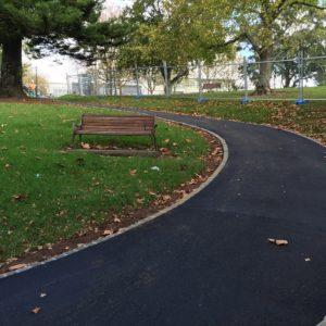 Western Park Pathways