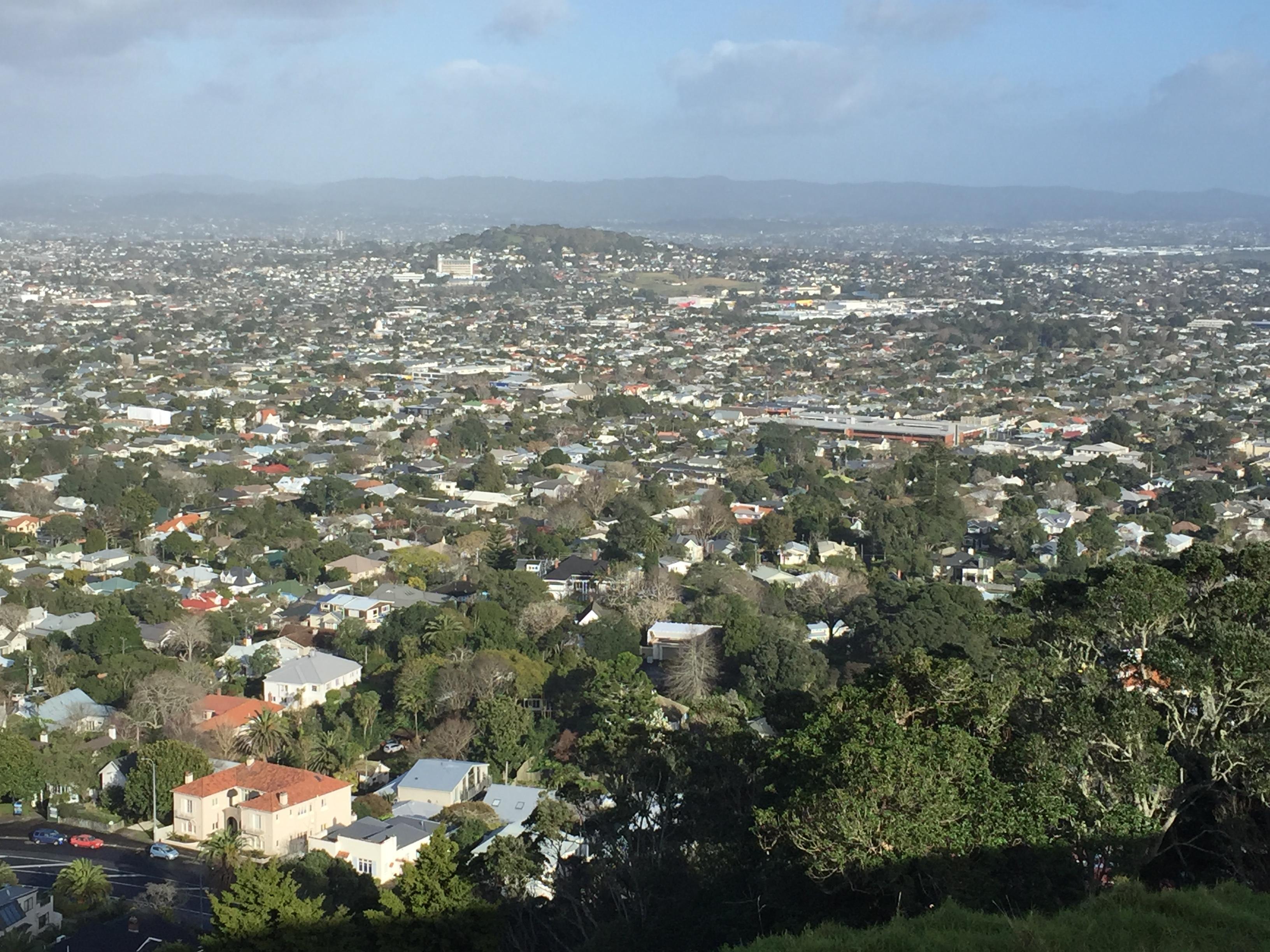 Tūpuna Maunga Authority: reflections from City Vision's Glenda Fryer