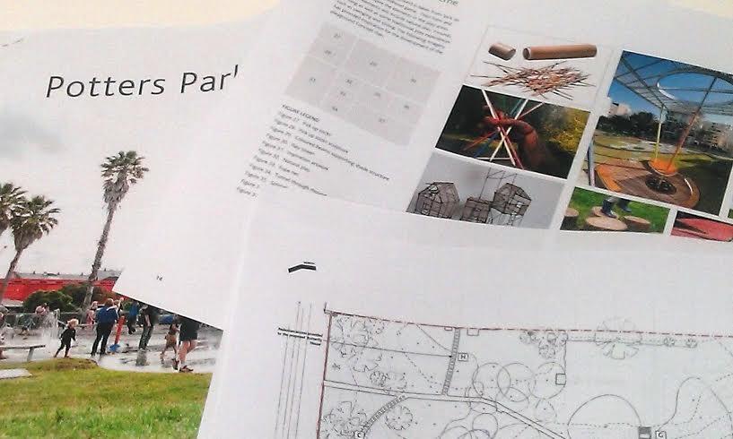 Facelift for Potters Park