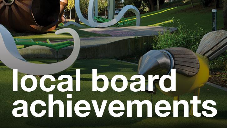 City Vision delivering for Waitematā: achievements 2010 – 2016