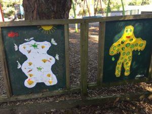 Gribblehurst Park artwork