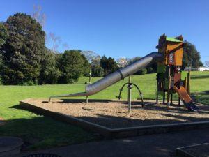 Gribblehirst Park - top playground