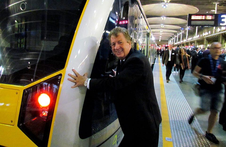 Mike Lee: Public Transport Champion