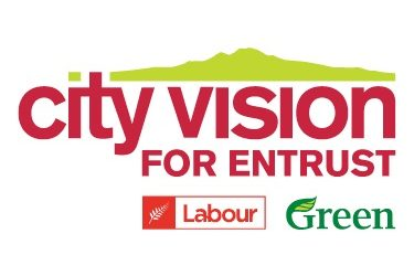The City Vision Entrust Campaign
