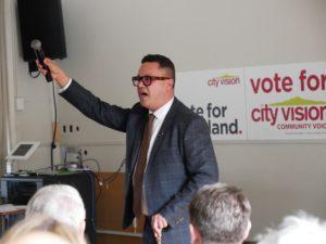 Campaign Godfrey Mihi