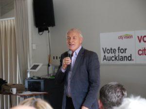 Campaign Mayor goff