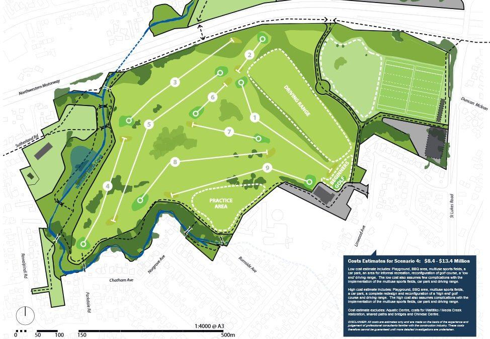 Chamberlain Park Redevelopment FAQs