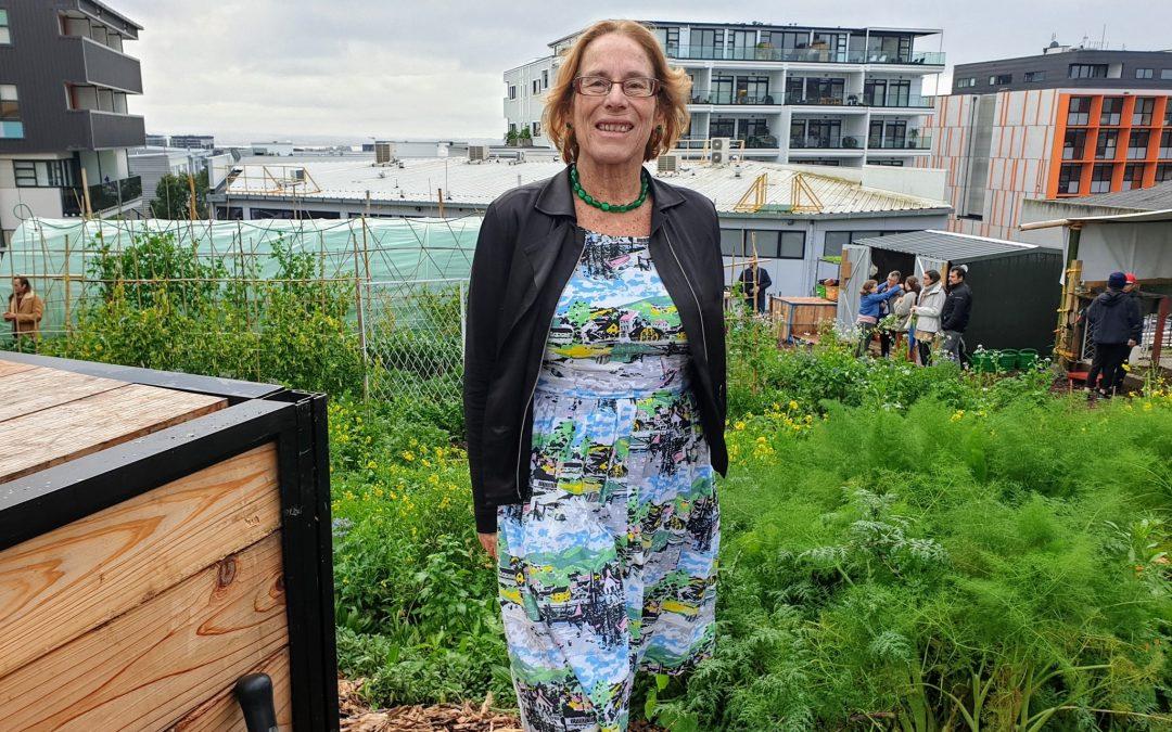 Glenda Fryer appointed to Waitematā Local Board